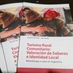 Libro Turismo Comunitario distinguido por la H. Cámara de Diputados de Argentina