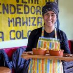 Mujeres Rurales, artesanas del turismo rural comunitario